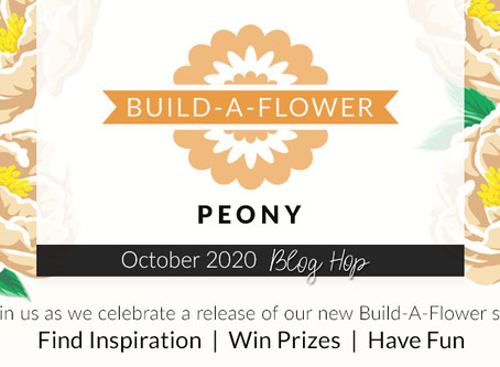 Altenew Build-A-Flower: Peony Release Blog Hop + Giveaway