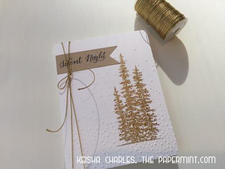 Christmas Card Countdown - Day 2!