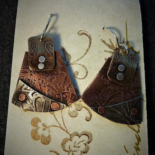 Earrings, LG009