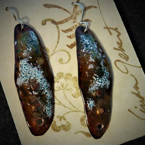Earrings, LG028