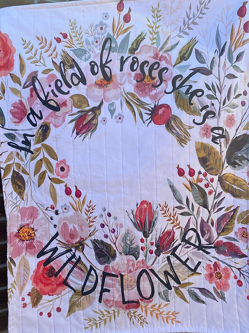PREORDER Handmade Quilt