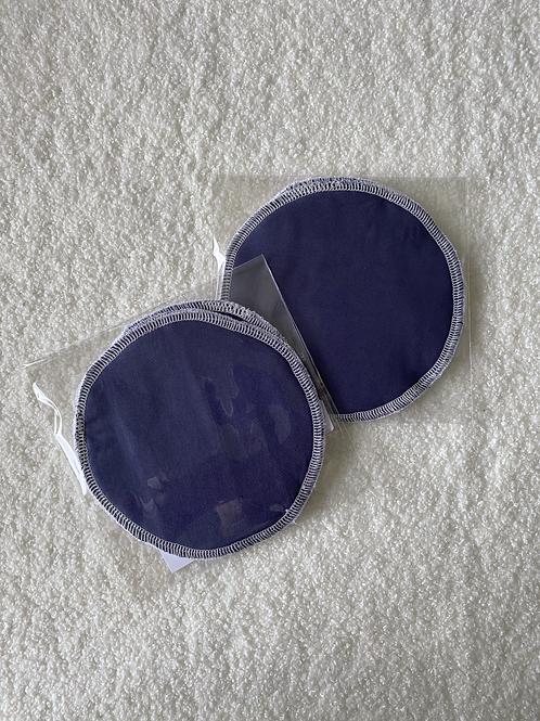Slate Blue Reusable MakeUp Wipes (2pk)