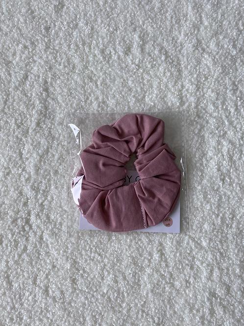 Soft Rose Scrunchie