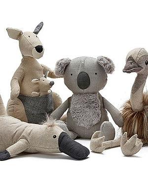 Mob of Aussie Animals