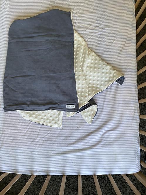 Slate Blue Blanket / Comforter