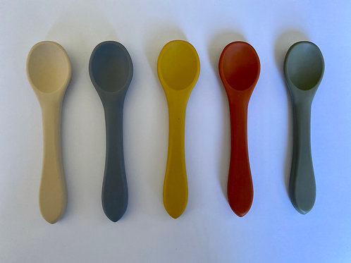 Cool Silicone Spoon Set