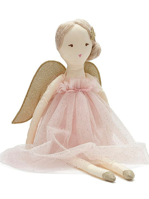 Arabella the Angel - Pink and Gold