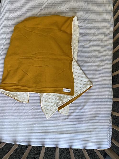 Mustard Blanket / Comforter