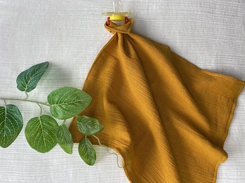 Mustard Dummy Comforter