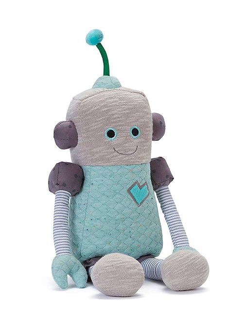 Rusty The Robot - Teal