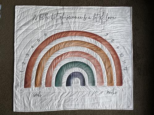 IVF Baby Love Handmade Quilt