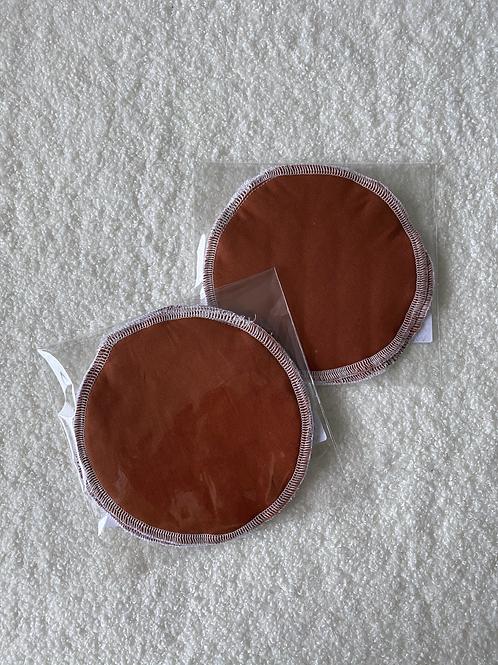 Rust Reusable MakeUp Wipes (2pk)
