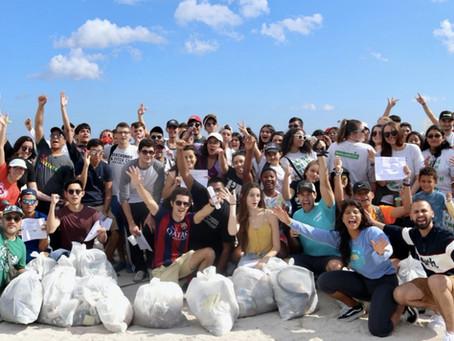 Clean Miami Beach Presentation to Interns