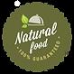 Alimentos orgánicos placa 5