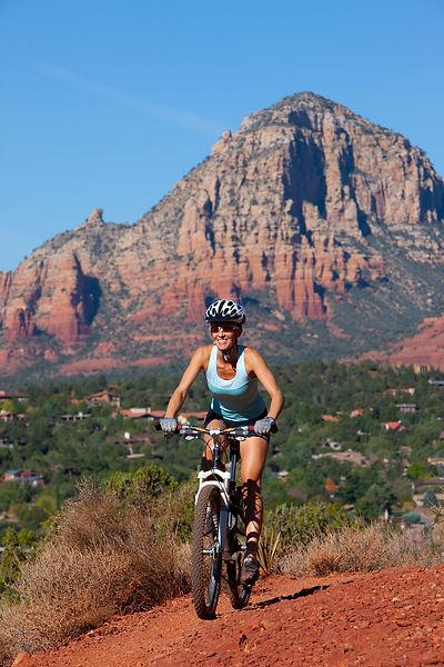 Mountain Biking, Sedona Arizona