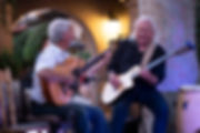 Musicians playing music, Sedona Arizona