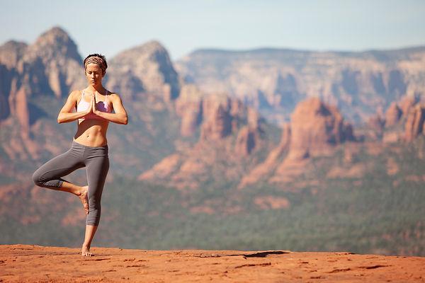 Yoga, Sedona Arizona