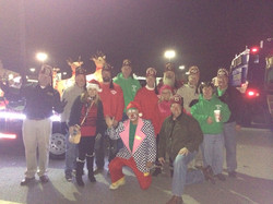 Bryant Christmas Parade 2014