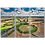 Thumbnail: Spetisbury Rings Multi-Panel Wall Art