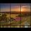 Thumbnail: Old Barn Sunset Multi-Panel Wall Art