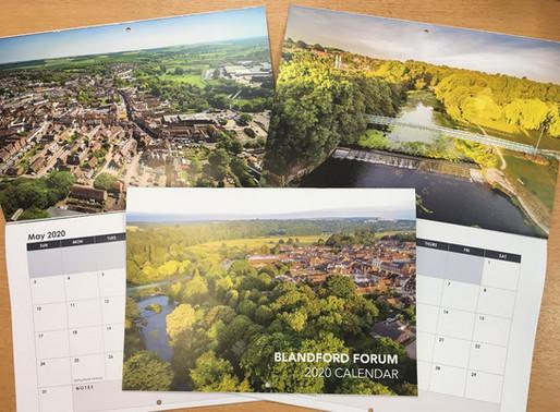 Blandford Forum Town Council 2020 Calendar