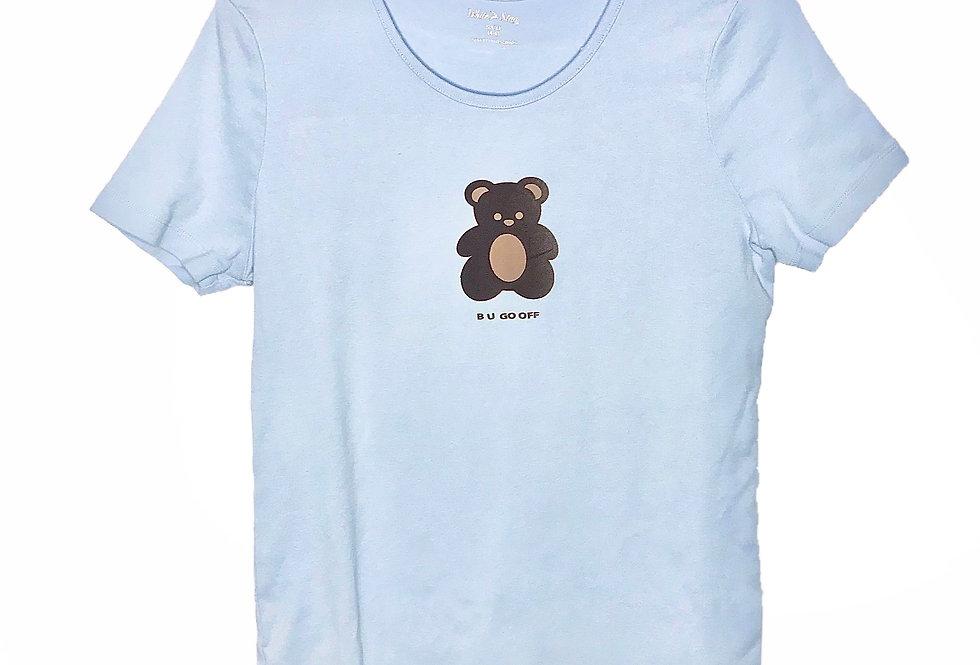 BASIC BEAR LIGHT BLUE