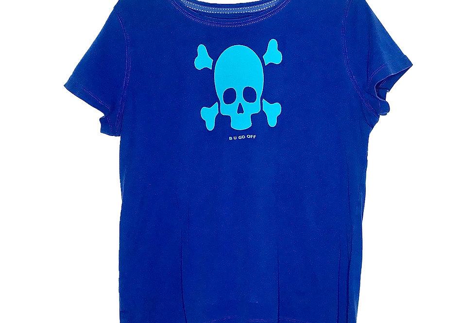 BASIC SKULL ROYAL BLUE