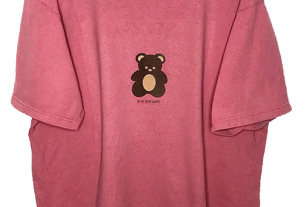 BASIC BEAR RUSTY RED