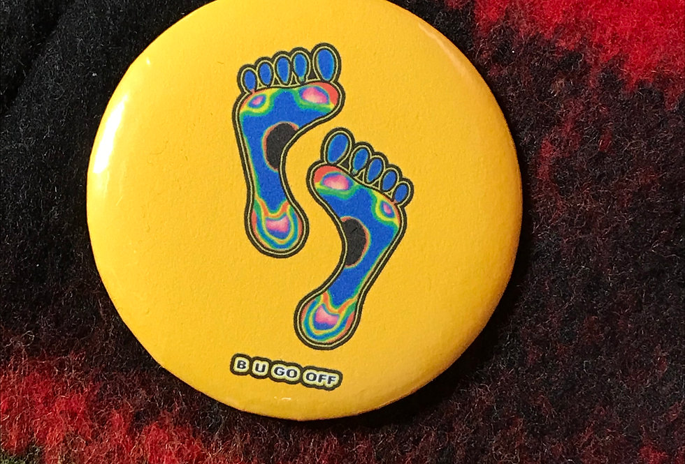 HANG LOOSE LARGE BUTTONS