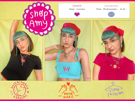 SHOP AMY WITH AMY LESKO
