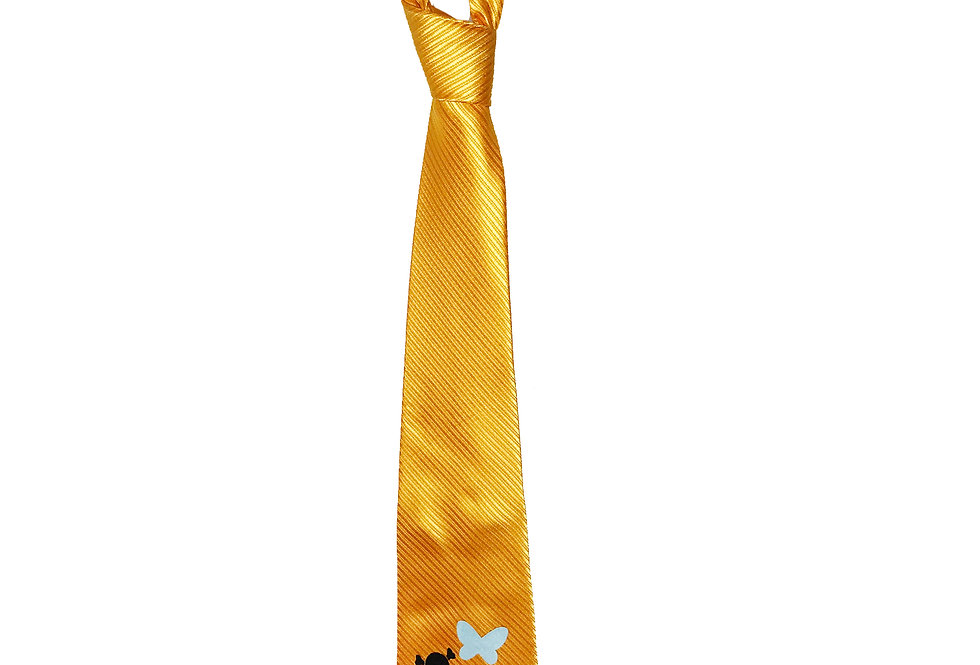 FLY TIE - YELLOW