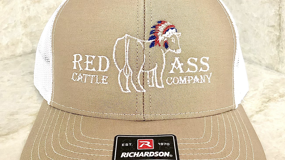 Red/White/Blue Red Ass Hat