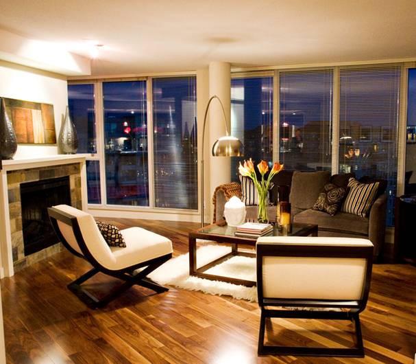 Paloma penthouse, Richmond BC
