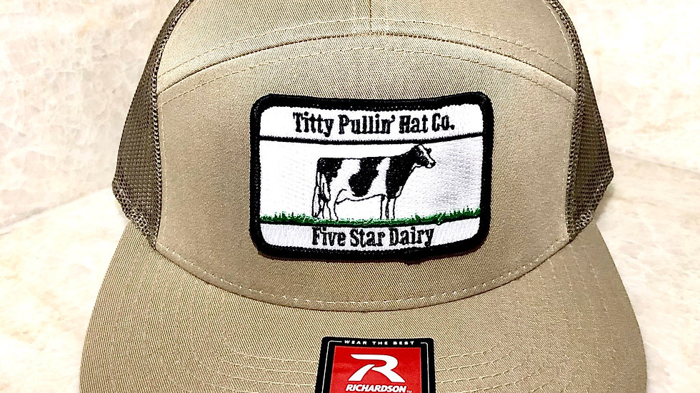 Titty Pullin' Hat Co.