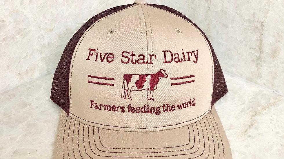 Farmers feeding the world