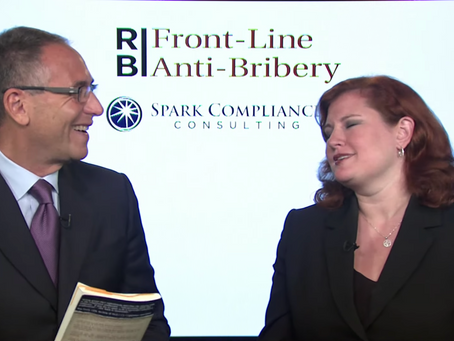 """VIDEO: Kristy Grant-Hart on """"How to Be a Wildly Effective Compliance Officer."""""""