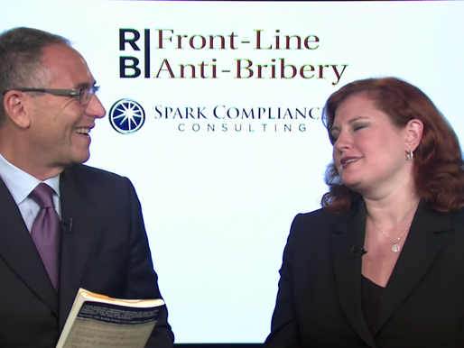 "VIDEO: Kristy Grant-Hart on ""How to Be a Wildly Effective Compliance Officer."""