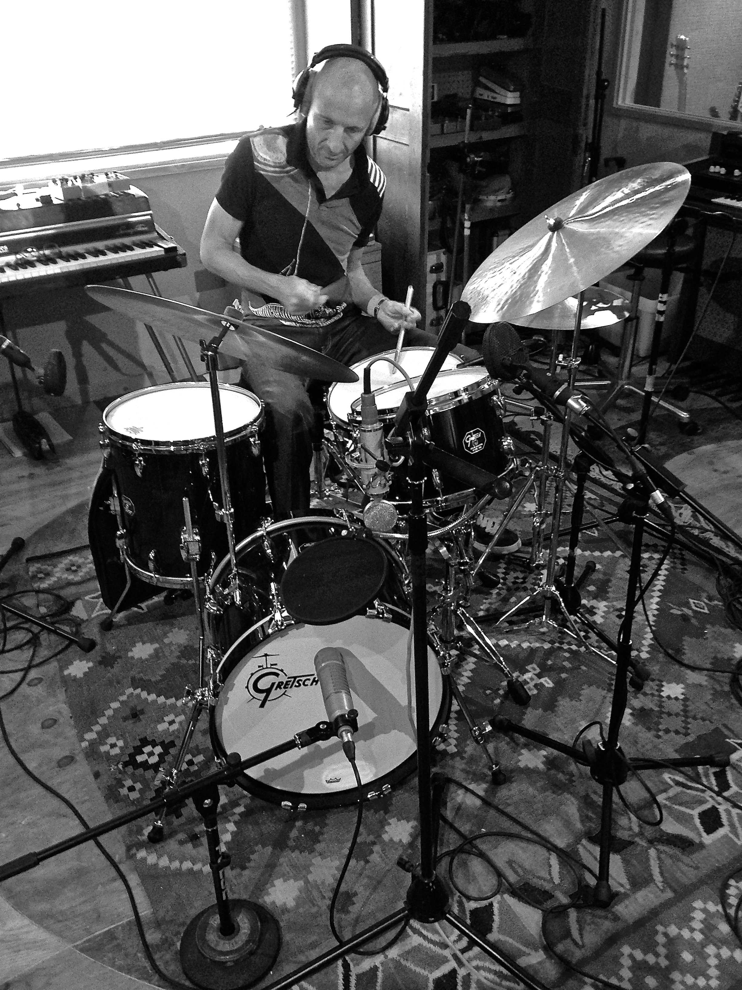 THE GRETSCH BE BOP KIT