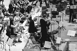The Bristol Symphony Orchestra.
