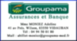Assurances et Banque Groupama à Vidauban
