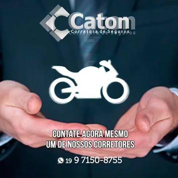 Seguro Moto CATON