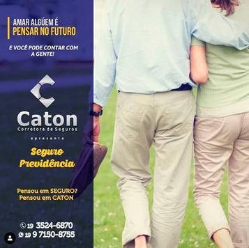 Seguro Previdência CATON
