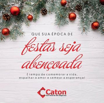 Fim de Ano CATON