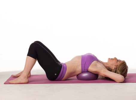 Wind Down and Breathe Easy: Thoracic Breathing on the Coregeous® Ball
