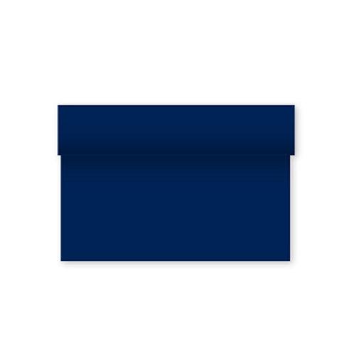 Runner blu notte in airlaid 0,40X24 mt