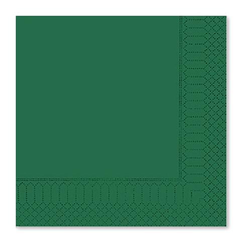 Tovagliolo Verde Foresta 33X33 - 2 Veli