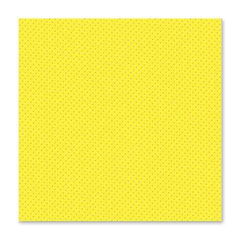 Tovagliolo giallo limone 38X38 cm