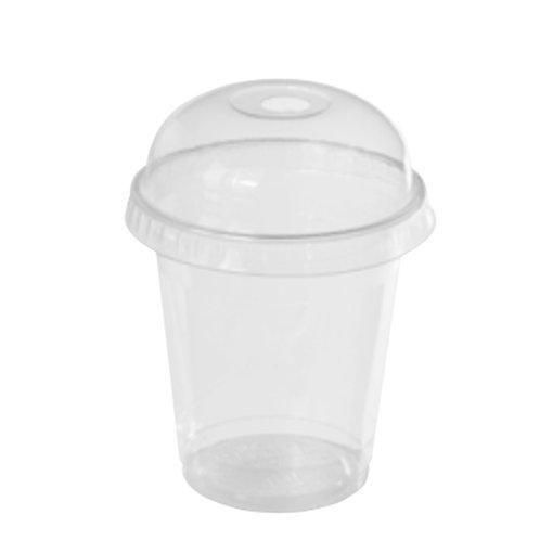 50 Bicchieri trasparenti in PLA200 ml