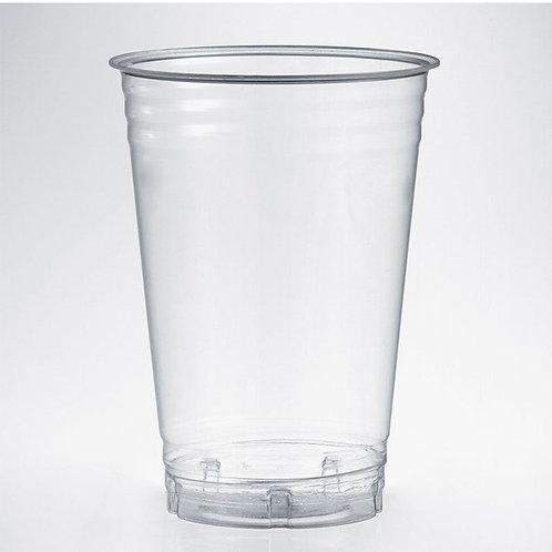 100 Bicchieri trasparente in PLA200 cc