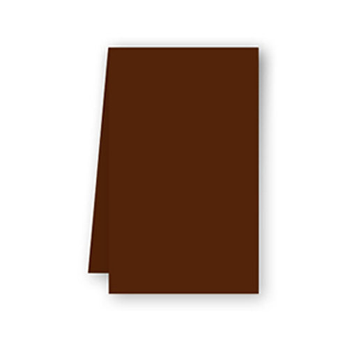 Tovaglia cacao in airlaid 100x100